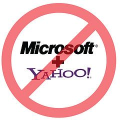 Microsoft готовит сотрудников к слиянию с Yahoo