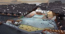 В Лондоне построят развлекательный комплекс для экстремального отдыха