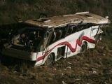 В ОАЭ автобус упал с обрыва: 25 жертв