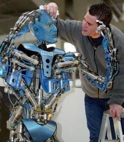 Самые интересные модели роботов (фото)