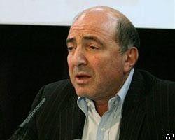 Борис Березовский прилетит в Тбилиси на похороны Бадри Патаркацишвили