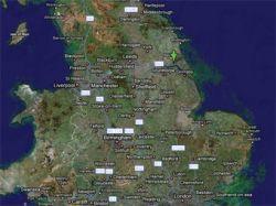 В Великобритании произошло землетрясение