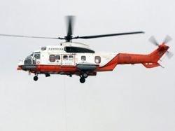 Возле бразильской нефтяной платформы утонул вертолет