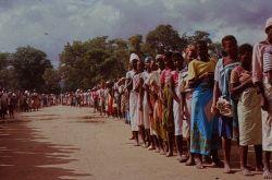 По случаю выборов полиции Зимбабве разрешили стрелять