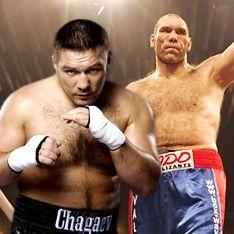 Николай Валуев может не вернуть себе титул чемпиона
