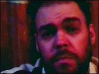 """Арабское ТВ показало видеозапись \""""заложника\"""""""