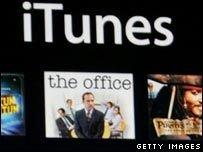 Сервис iTunes становится вторым по величине розничным продавцом музыки
