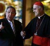 Ватикан хочет и дальше развивать отношения с Кубой