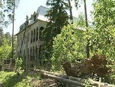 Земельная амнистия не коснется незаконно построенных коттеджей в лесной зоне