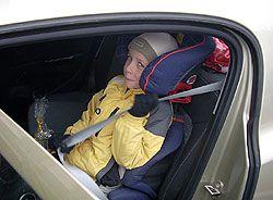 В Екатеринбурге открыли службу детского такси