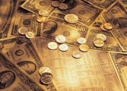 Как падал доллар?