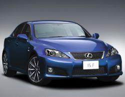 Lexus представит в Женеве концептуальный родстер Lexus LF-A и спорт-кар Lexus IS F