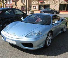 Итальянские мастера подделывают элитный Ferrari F-360 всего за 20 тыс. евро