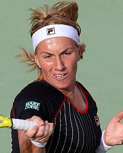 Светлана Кузнецова легко вышла в четвертьфинал турнира в Дубае