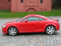 Audi выпустила на дороги дизельные купе и родстер