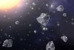 Телескоп будут использовать для поиска алмазов в космосе