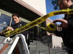 Преступник ранил восемь человек на автобусной остановке в Лос-Анджелесе
