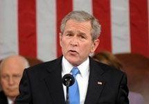 Джордж Буш: Радар в Чехии - благо для России