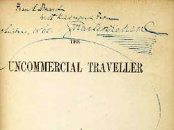 Рукописи Чарльза Диккенса выставлены на торги Christie\'s