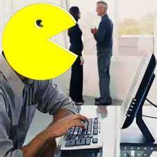 Компьютерные игры обучают сотрудников и заставляют меняться работодателей