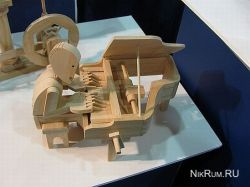Timberkits: механические вудпанковские игрушки