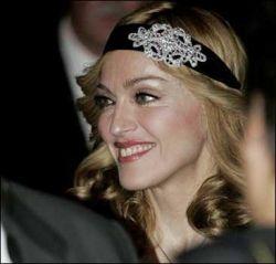 Мадонна заговорила на языке Николая Гоголя