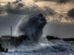 МЧС предупредило о надвигающемся на Керченский пролив шторме