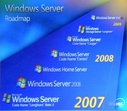 Microsoft представила Windows Server 2008