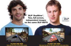 Технология DualView позволяет играть в две игры на одном компьютере одновременно