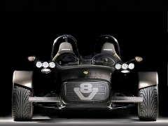 Caterham показывает миру безумную версию Lotus Seven