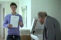Прикольная реклама датского сайта по трудоустройству (видео)
