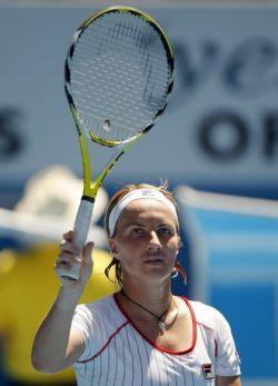 Светлана Кузнецова вышла в полуфинал в Дубае