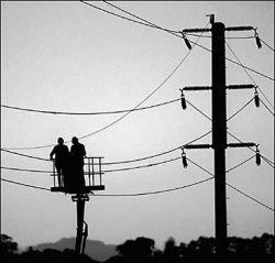 Мошенники украли 1,6 тонн уголков от электроопор