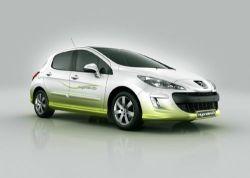 Peugeot 308 HDi дважды попал в книгу рекордов Гиннесса