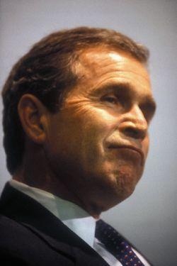 Джордж Буш поедет на Олимпиаду в Пекин