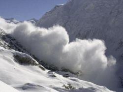 Сход лавины в горах Киргизии, на Иссык-Куле, погубил пять человек