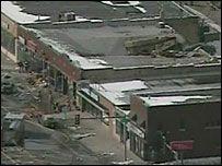 Взрыв в торговом центре в Иллинойсе