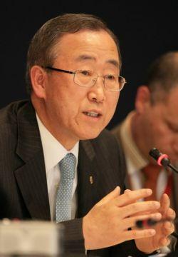 Письмо генсека ООН Пан Ги Муна в Евросоюз по Косову оказалось уткой