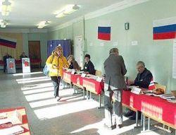 Опасаясь низкой явки, власти принуждают россиян голосовать