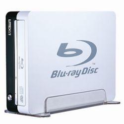 Анонсирован первый внешний Blu-ray-привод DX-4O1S от PLDS