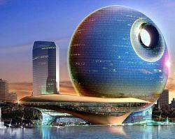 Два необычных небоскреба вырастут в Баку (фото)