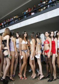 День нижнего белья в Бразилии (фото)