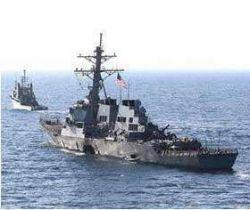 США перебрасывают в Средиземноморье свои эсминцы
