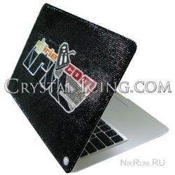 MacBook Air: теперь с кристаллами Swarovski