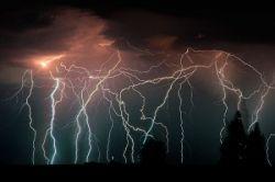 Интересные фотографии молний (фото)
