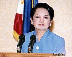 Многотысячная филиппинская оппозиция требует отставки президента страны Глории Макапагал Арройо