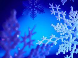 Снежинки образуются благодаря вредным бактериям