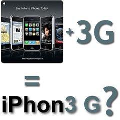 3G iPhone будет работать на чипе Infineon и выйдет в середине года