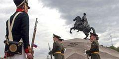 У Медного всадника в Санкт-Петербурге появится почетный караул