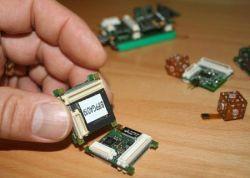 Ученые играют в Lego беспроводными датчиками